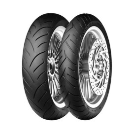 130/60-13 60P Reinf TL SCOOTSMART  F/R Dunlop