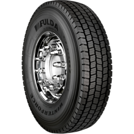 295/80R22.5 WINTERFORCE 152/148L 3PSF FULDA